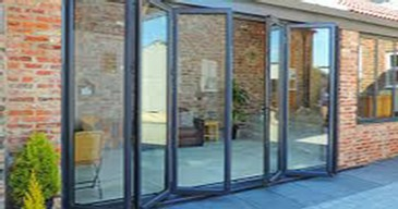 Bi-fold doors north wales
